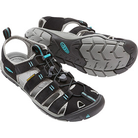 Keen Clearwater CNX Chaussures Femme, black/radiance